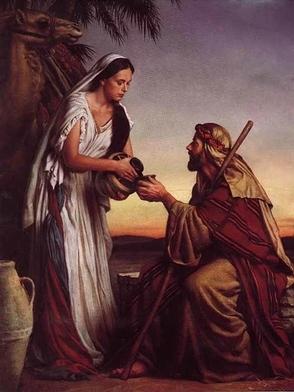 Rebekah's barrenness
