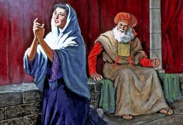 Hannah's barrenness
