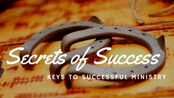 Success in ministry