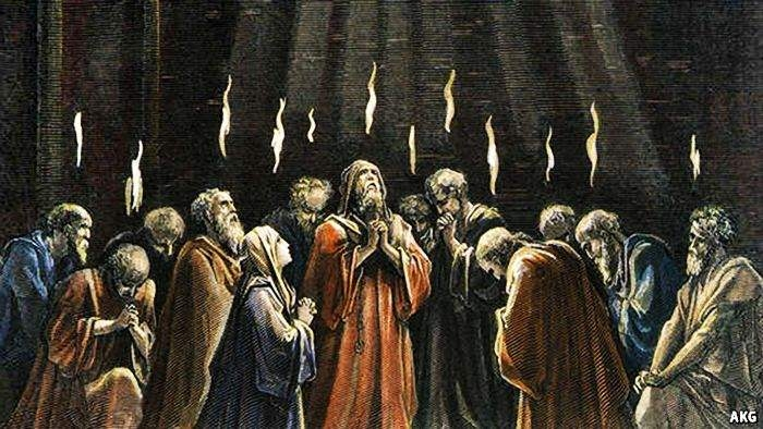 Is the receiving of the Holy Spirit a subsequent event to salvation?